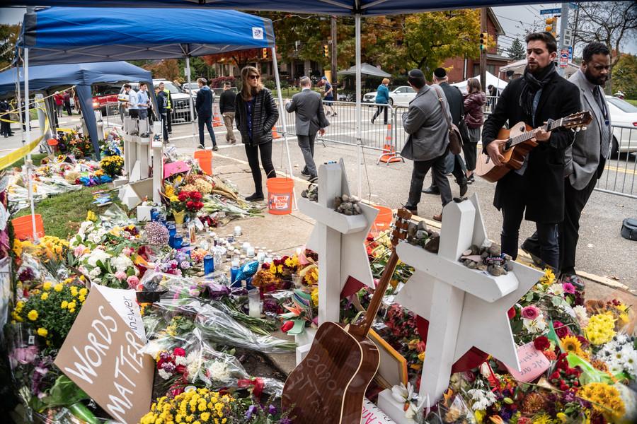 Mail bomber, migrant caravan & synagogue shooting