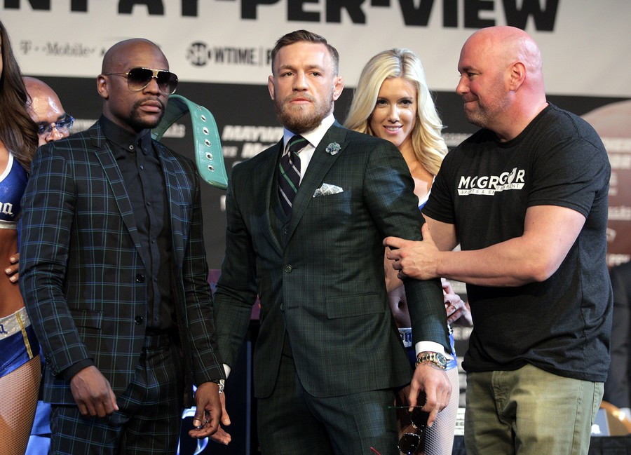 Dana White doubts Khabib-Mayweather fight will happen