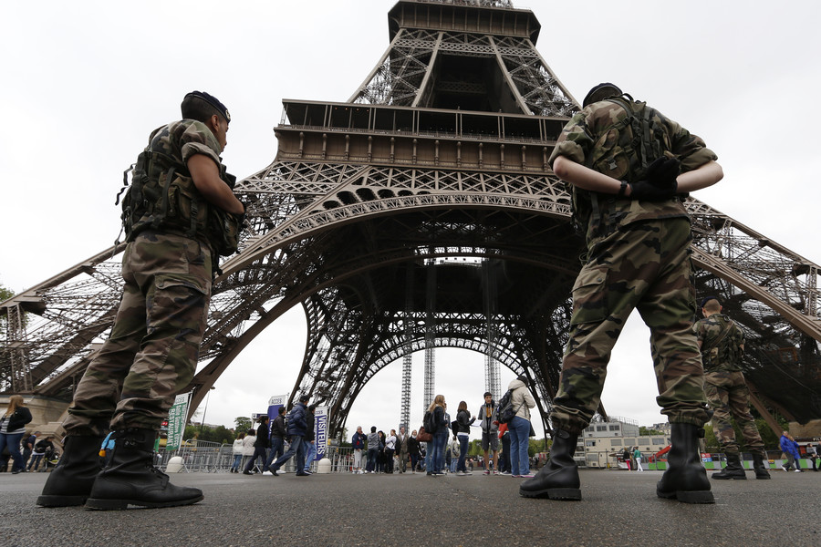 France is threatened 'like never before,' should stay vigilant– ex-French spy chief