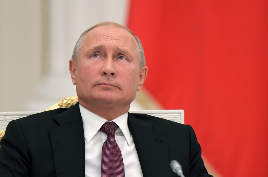 Make GRU GRU again, Putin says as intelligence agency turns 100