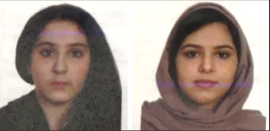 'No proof of crime': Dead & duct-taped Saudi sisters found on banks of Hudson could be… a suicide?