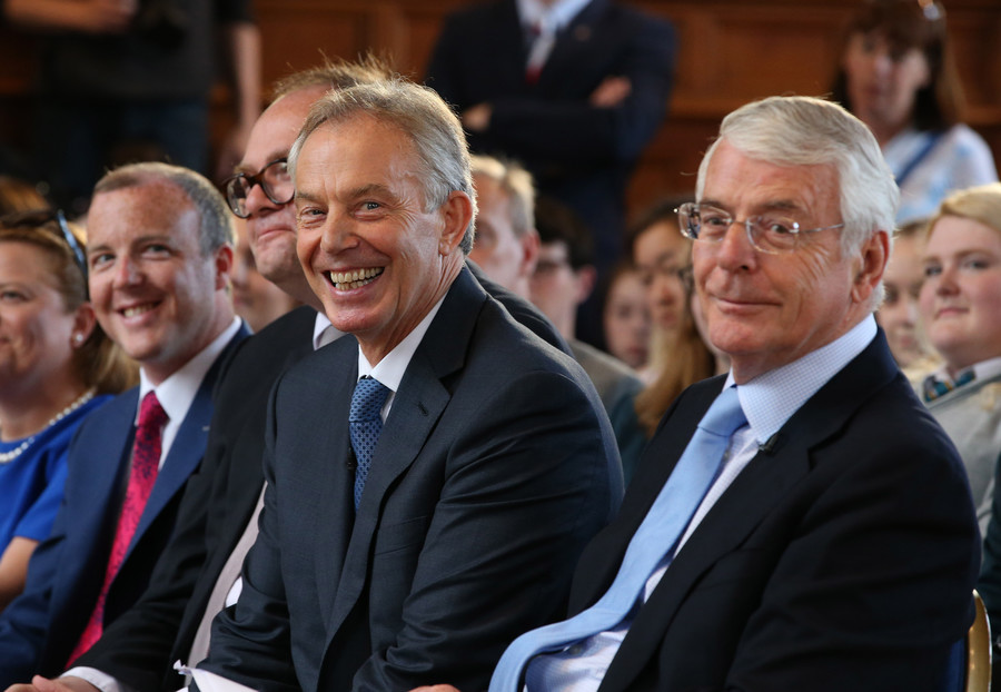 Moneybags Blair claimed £1m in British taxpayers' money over last decade