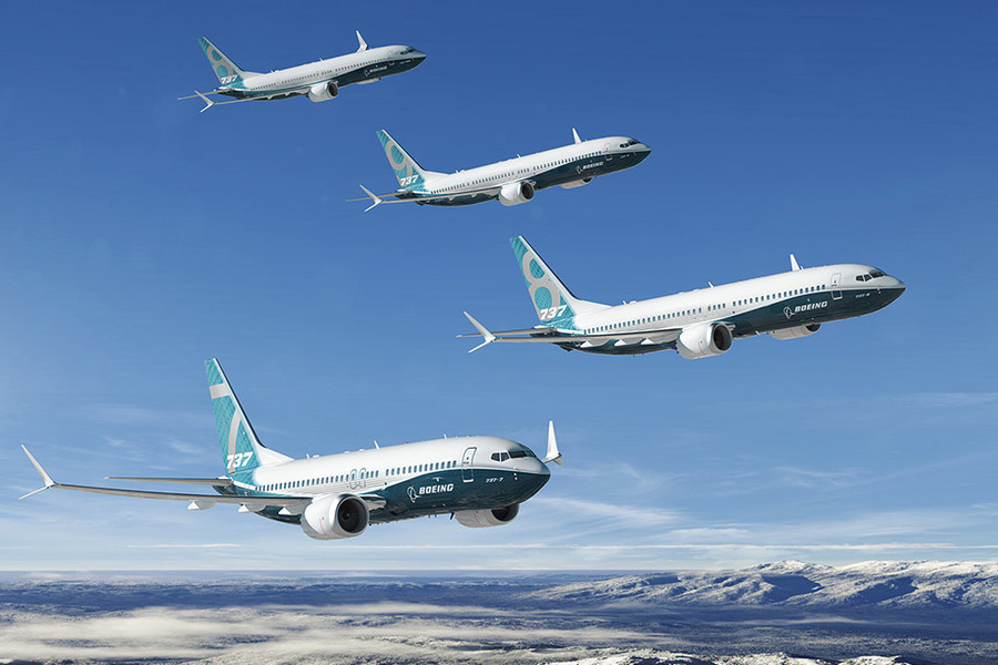 Boeing's new 737 MAX may 'abruptly dive' due to errors – media