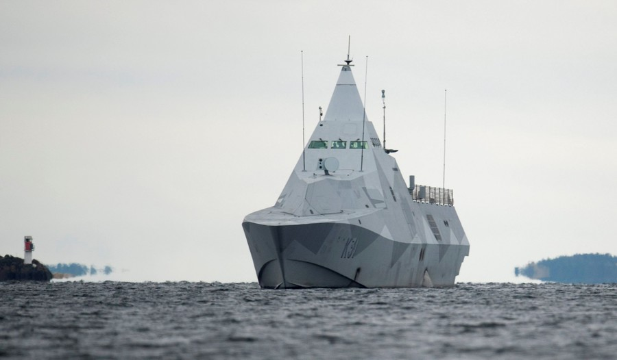 And again not the Russians: Mystery vessel in Swedish waters wasn't 'foreign sub', military says