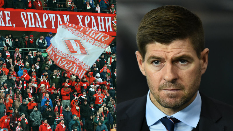Spartak v Rangers: Gerrard leads Scots to Moscow for Europa League clash with struggling Spartak
