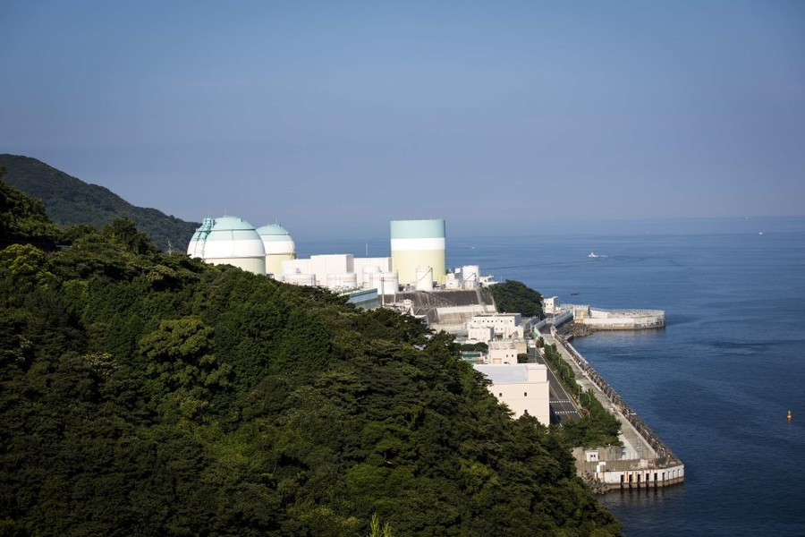 In wake of Fukushima disaster nuclear energy stages comeback in Japan