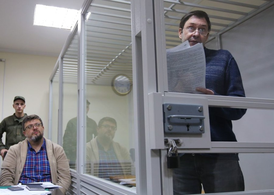 Ombudsman urges intl. community to provide medical care to Russian journalist held by Kiev