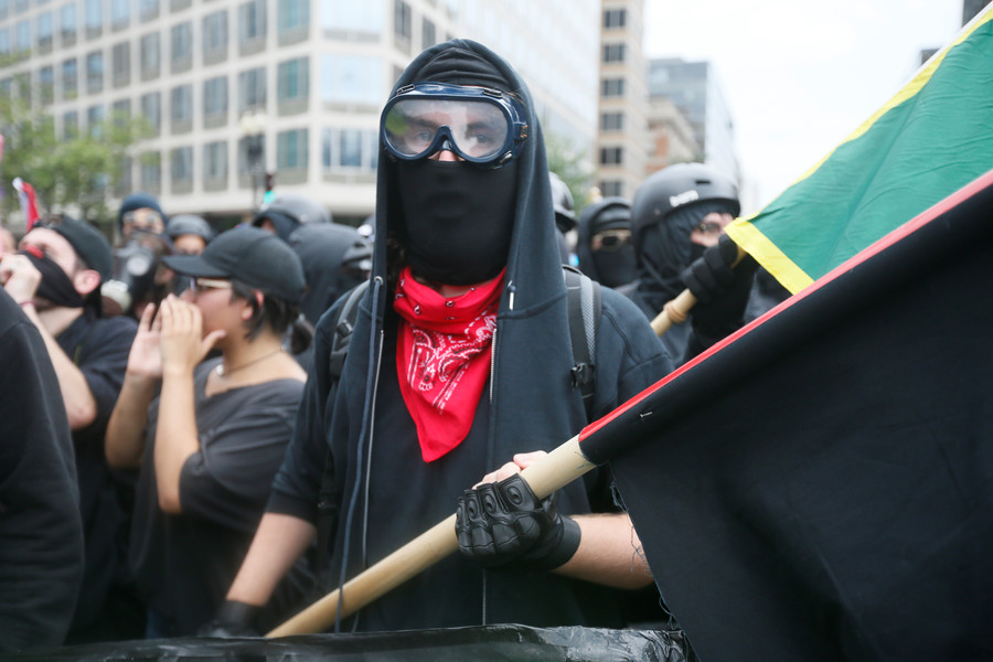 Balancing Bans: Paypal suspends accounts of Antifa and Proud Boys