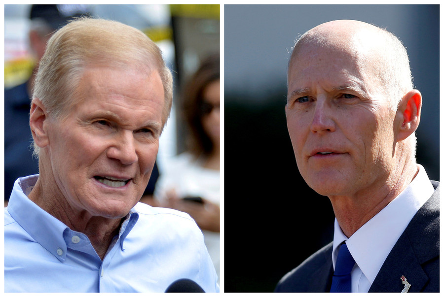 Florida judge orders voter records inspection, siding with Republicans as recount looms