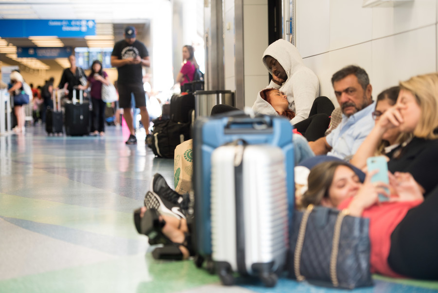 Bomb squad responds to suspicious package at Fort Lauderdale airport, Florida