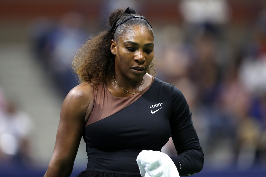 'Is it a garbage bag?' Serena Williams' new playsuit sends social media into meltdown