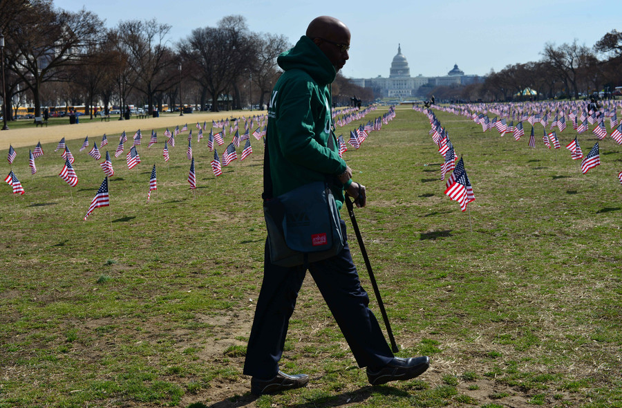 'Post 9/11 US veterans don't have the illusion of righteousness about the wars they fought'
