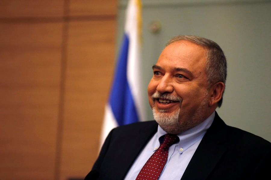 Does Lieberman's exit as defense chief mean he's set to ...