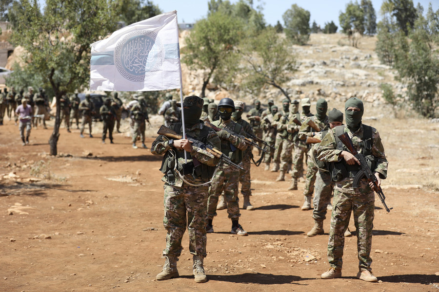 No more 'moderates'? Al Nusra terrorists unite ALL Idlib militants under single anti-Assad command