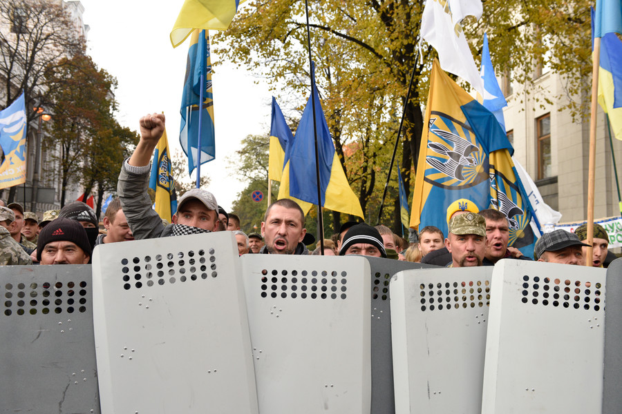 Kiev's push to split from Russian Orthodox Church will boost 'nationalism' & 'chaos' in Ukraine
