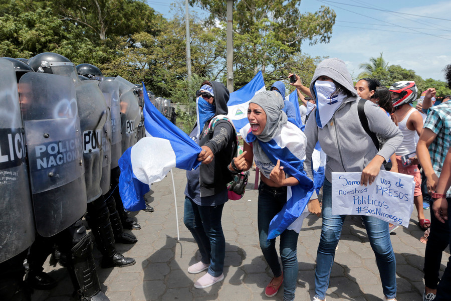 US-funded NGO that sank $4.1mn into Nicaragua protests says it's 'misleading' to report about it