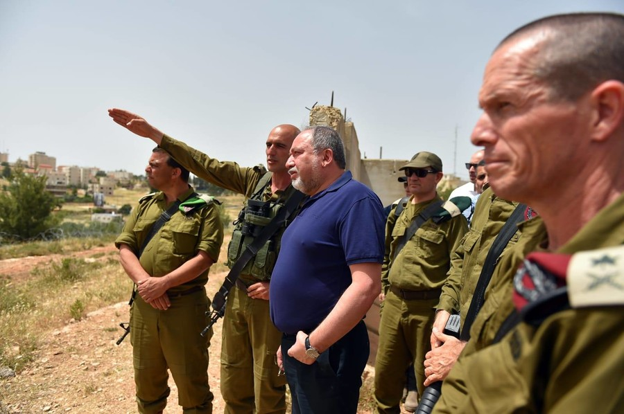 'We're feeding a monster': Resigned Israeli defense minister gives last sinister warning about Hamas