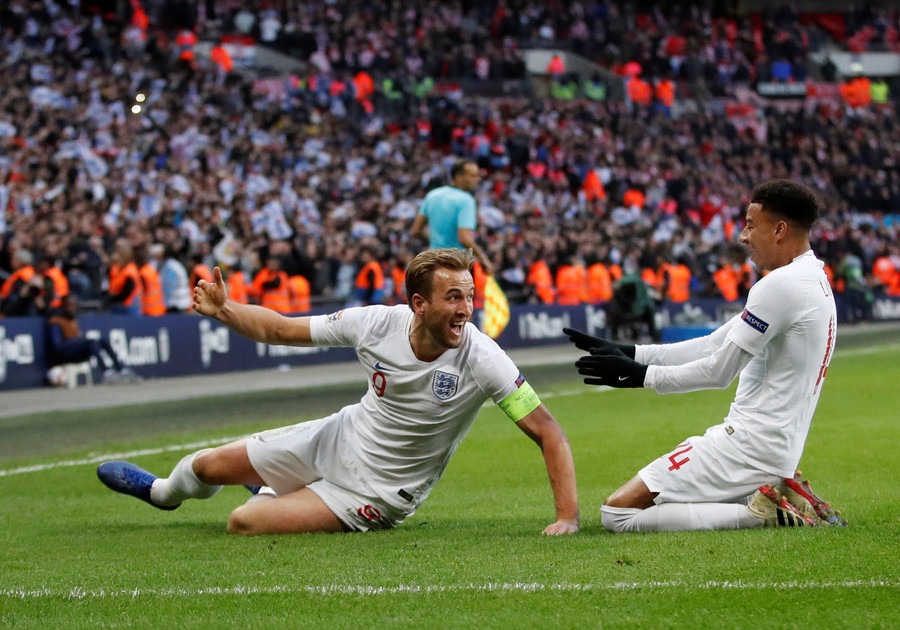 England 2-1 Croatia: 3 Lions exorcise World Cup demons with Nations League win over Croatia (PHOTOS)