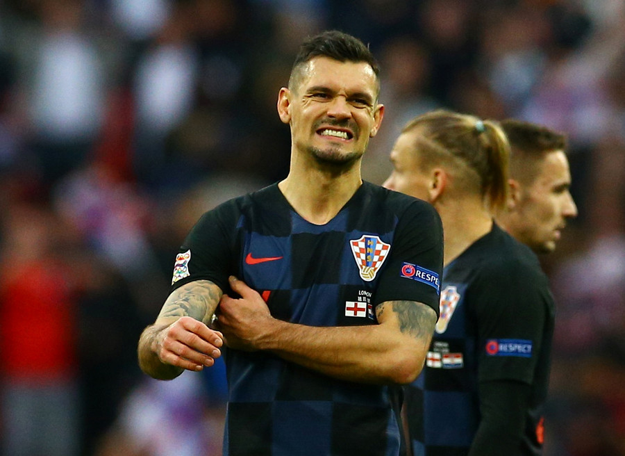 'Sex is good, but have you seen Lovren constantly lose big games?': Croatian trolled over loss