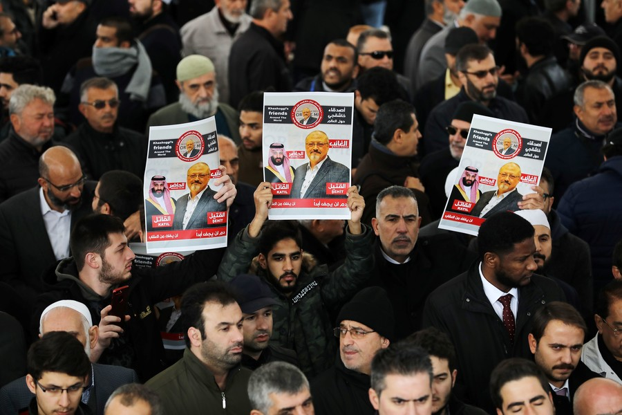 Chilling quotes from alleged Khashoggi murder audio tape revealed