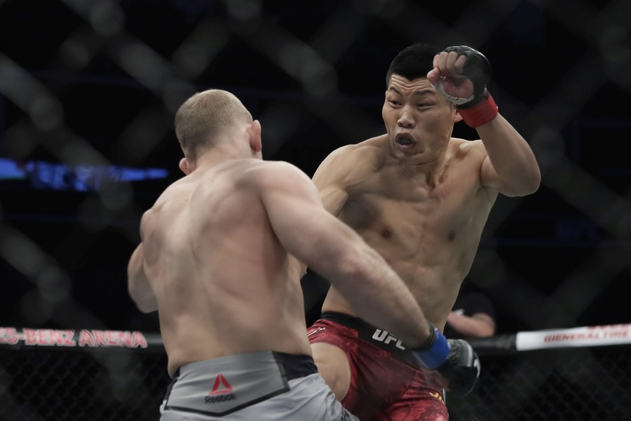 'A game changer for the sport': UFC to open world's largest MMA facility in Shanghai