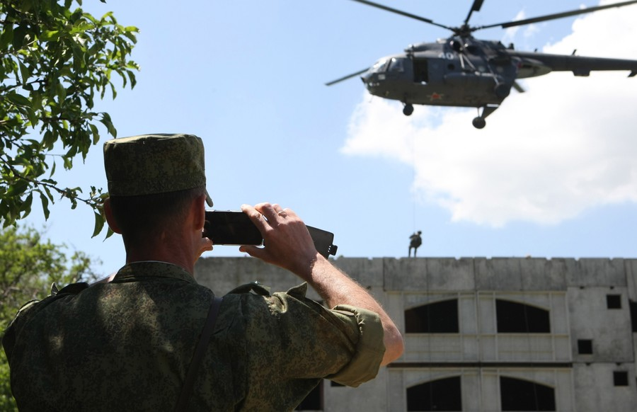 Russian military introduces obligatory courses to protect state secrets
