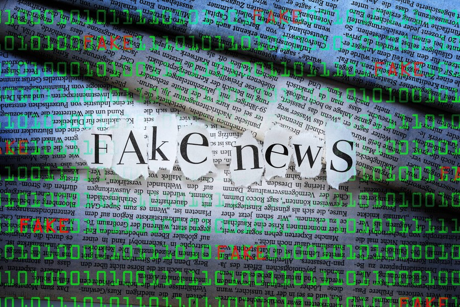 Is 'fake news' threatening global stability?