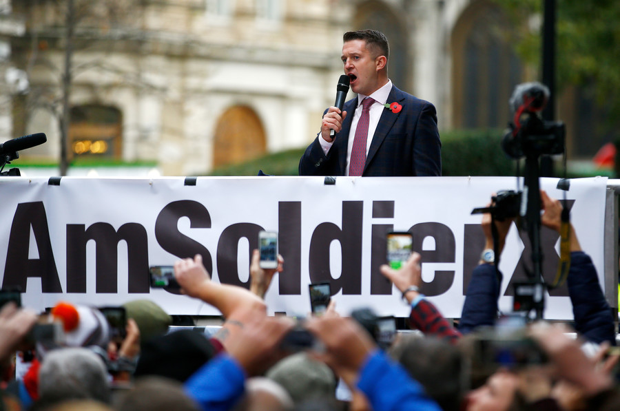 UKIP civil war: Farage slams Batten over appointment of Tommy Robinson as party adviser