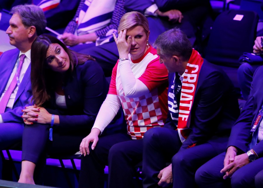 Second time lucky? Sports-mad Croatia leader Grabar