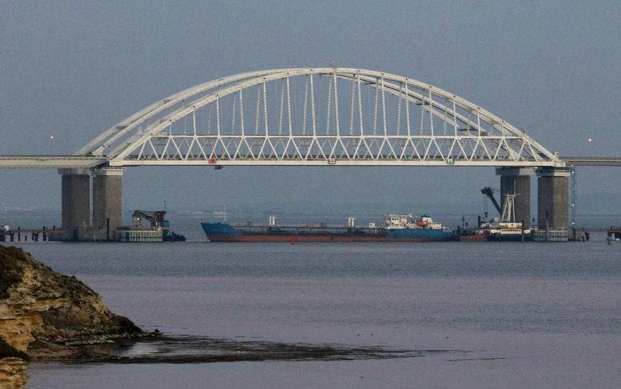 Russia-Ukraine standoff in the Black Sea news
