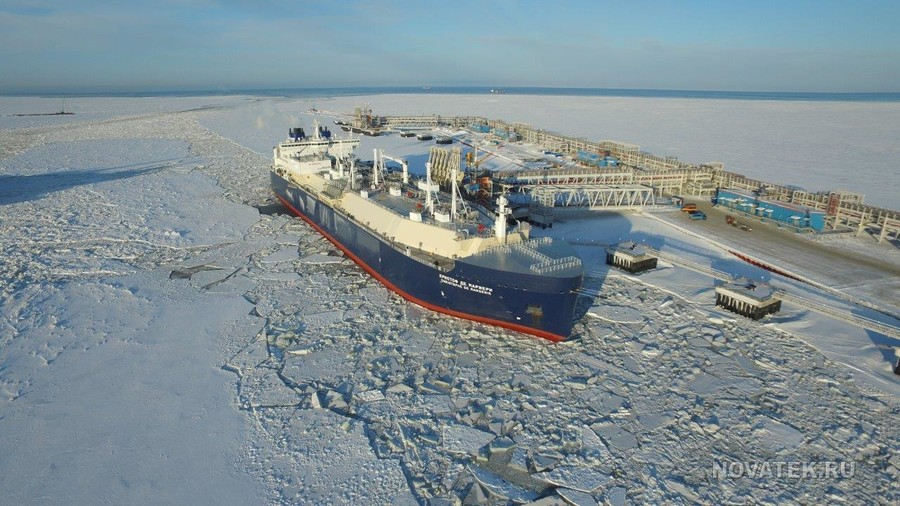 First LNG shipment from Russia's Arctic to arrive in Northern Europe