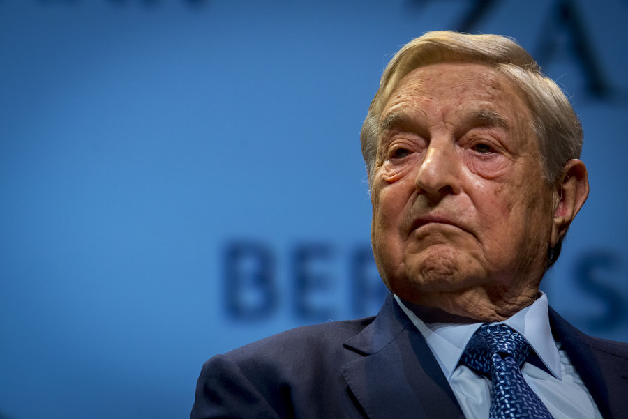 George Soros' Open Society foundation set to end operations in Turkey