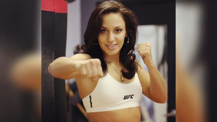 Double Barrel: Valentina 'Bullet' Shevchenko's big sister Antonina aiming for UFC glory