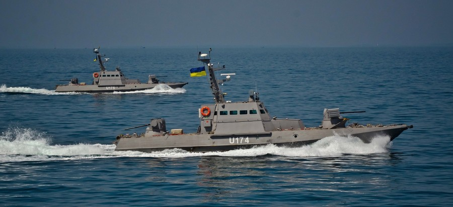 Ukraine security chief admits intel agents were on board Navy ships during Kerch standoff