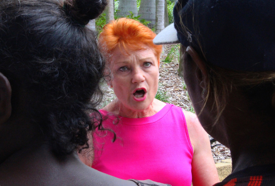 Australian party leader praises 'strict immigration policy' of tribe that killed US missionary