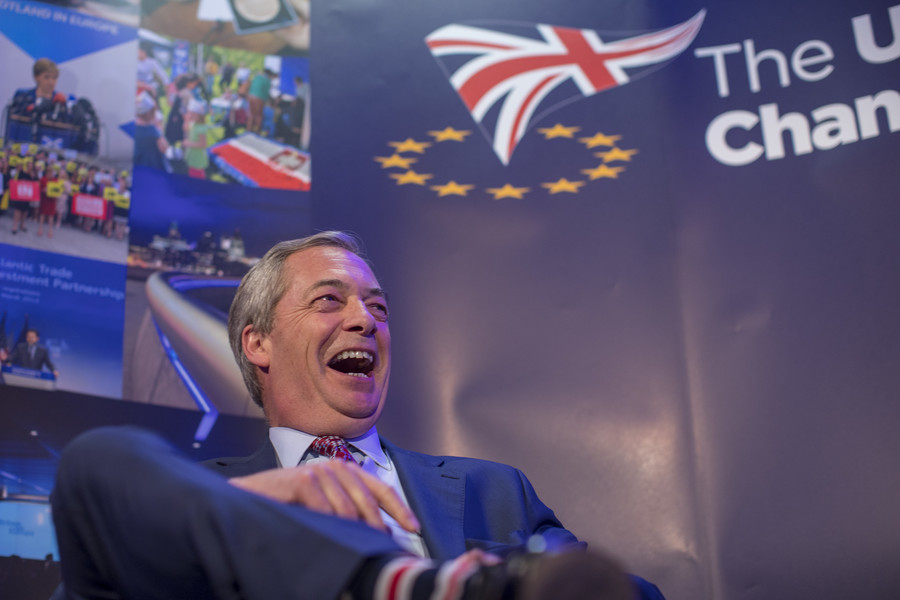 All the Kremlin's men: Farage, Moscow and six degrees of Kevin Bacon