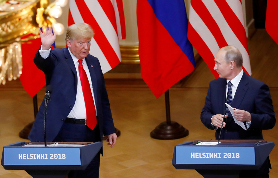 Trump to meet Putin at G20, but not MBS – Bolton