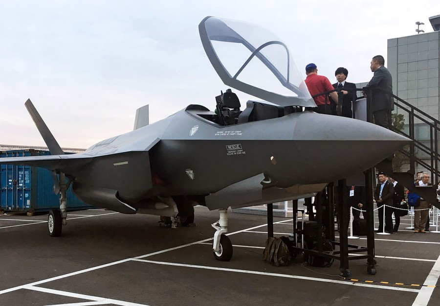 Risky investment? Japan plans to buy 100 more problem-plagued F-35 fighter jets