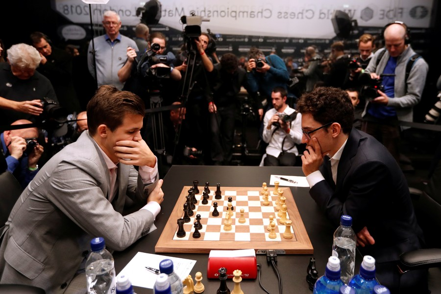 Norwegian Magnus Carlsen retains World Chess Championship title