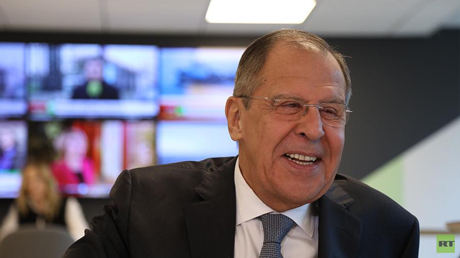 'We're polite people': Lavrov says no punishing French press despite Macron's crackdown on RT France