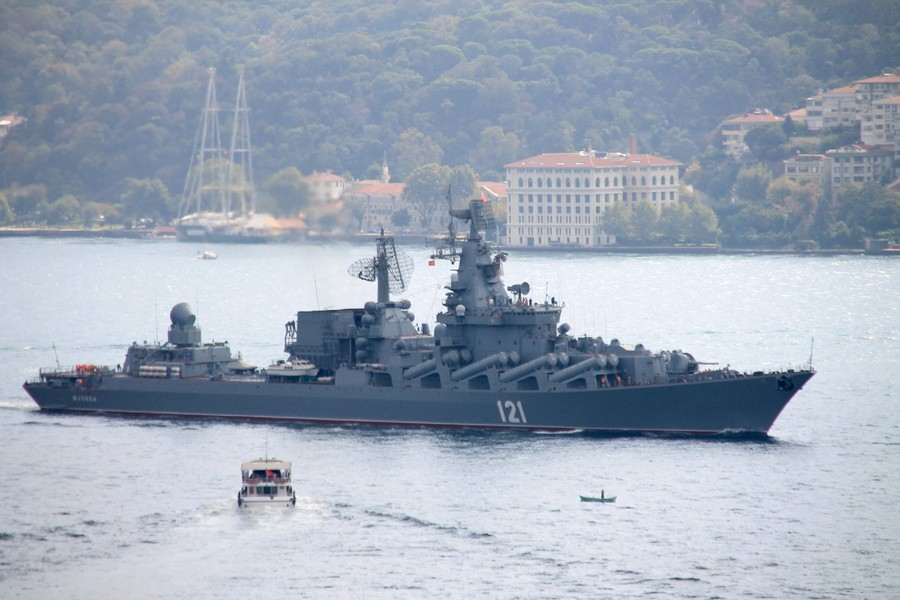 Say what? Ukraine to demand Turkey shuts Bosphorus to Russian ships over Kerch incident