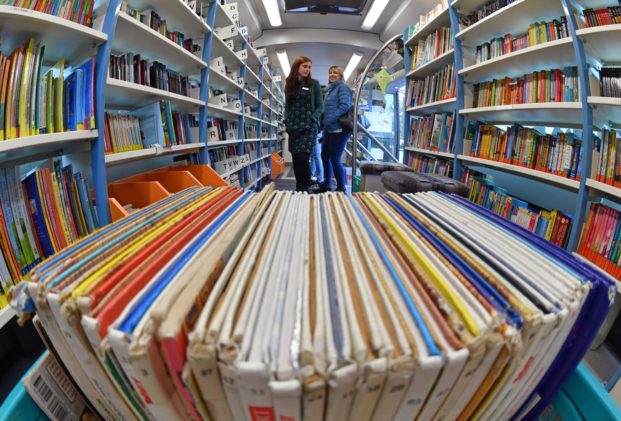Libraries, municipal broadband & Ron Placone