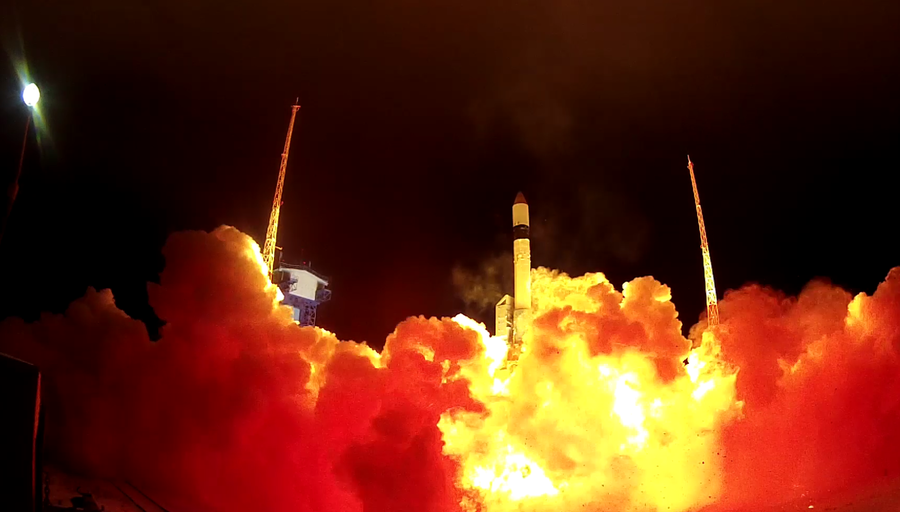 Song of ice & fire: WATCH 3 military satellites go up into space from northern Russia