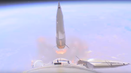 Soyuz rocket failure: VIDEO from on-board cameras shows exact moment of mal