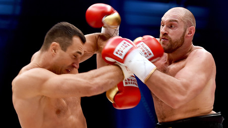 Low blow? Ex-heavyweight champ Fury reveals ban from wikipedia for turbo-editing Klitschko bio page