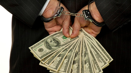 "Making bank off the border, money laundering ""charities,"" putting the innocent in jail"