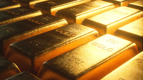 Russia's gold & foreign currency reserves surge for third consecutive year