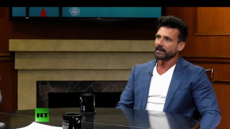 Frank Grillo on 'Wolf Warrior 2', the next Captain America, & 'Fight World'