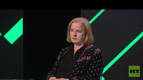 Citizens' IRE? Ruth Coppinger, Irish politician and member of the Irish parliament