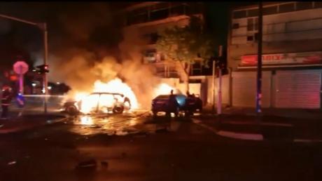 2 killed in car blast in Tel Aviv (VIDEOS)
